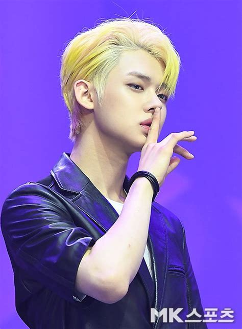 TXT's Yeonjun Impressed With His Perfect Visual And Blonde