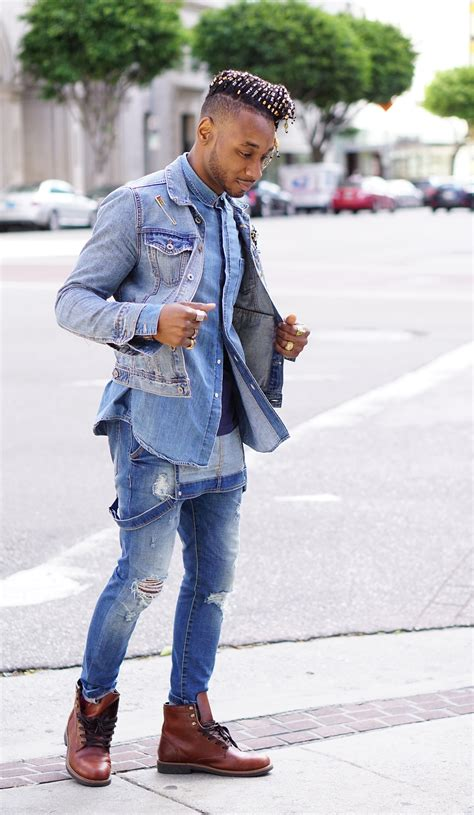 OOTD: DENIM LAYERING WITH OVERALLS – Norris Danta Ford