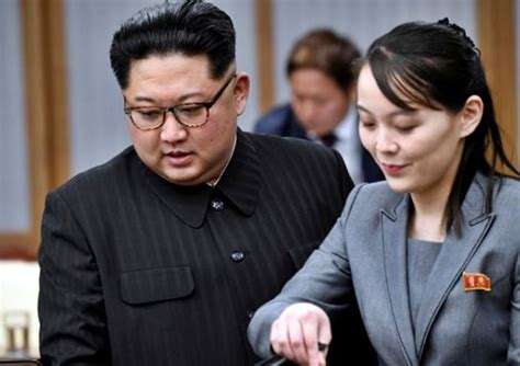Warning of War By Kim Jong-un's Sister Suggest Change in