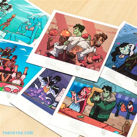Monster Prom Photo Pack 2   The Yetee