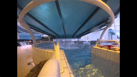 Butlins minehead water Flumes - YouTube