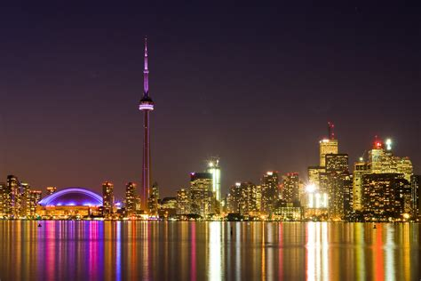 All Lit Up | Toronto at Night This should be the last
