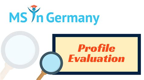 MS in Germany™ - Profile Evaluation