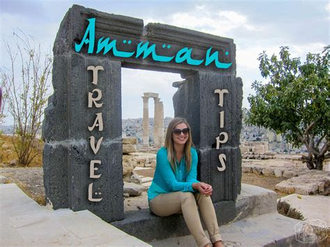 Amman Travel Tips • The Blonde Abroad