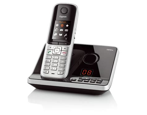 Siemens Gigaset S810A Answering Machine (phone and base