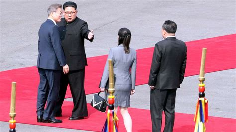 In Pics: Kim Jong-un becomes first North Korean leader to