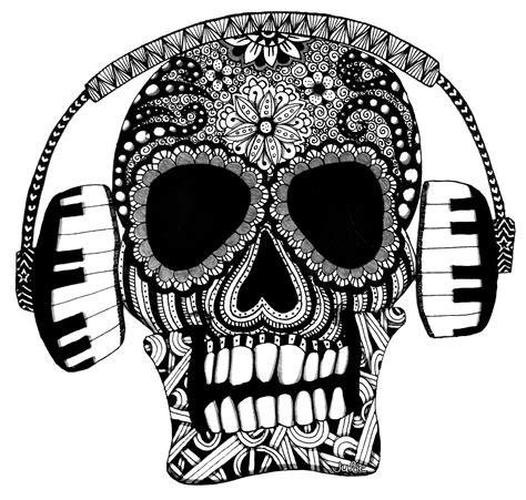Best Of Sugar Skull Stormtrooper Coloring Page - Info Coloring