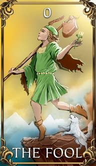 The Fool - Tarot Card Meaning | AstrologyAnswers
