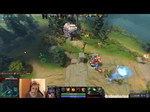Dota 2 Commentator Reveals She's Been Diagnosed With