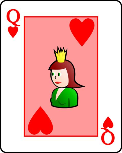 File:Playing card heart Q
