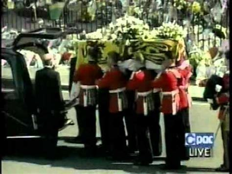 The Funeral of Princess Diana - Music from Wagner's