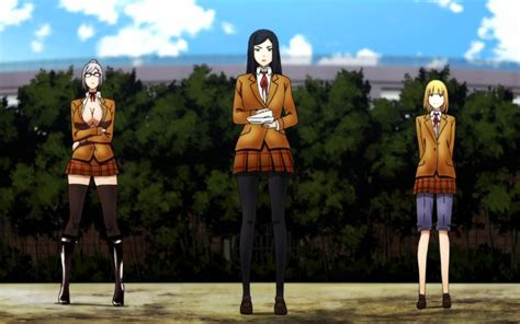 Prison School Season 2, release date, trailer and images