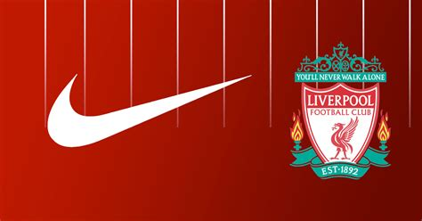 It's official: Liverpool confirm NIKE will be new LFC kit