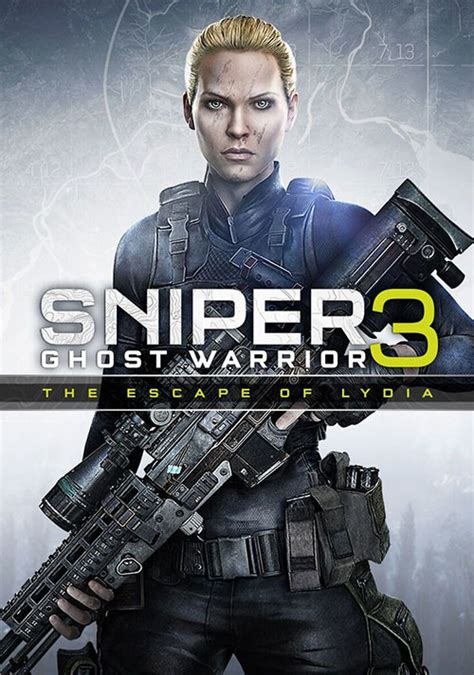 Sniper Ghost Warrior 3 - The Escape of Lydia [Steam CD Key