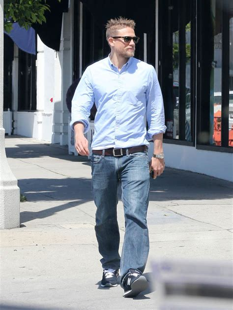 Charlie Hunnam anxious about two week holiday with
