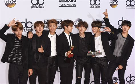 How BTS Became the Most Popular Band on Social Media