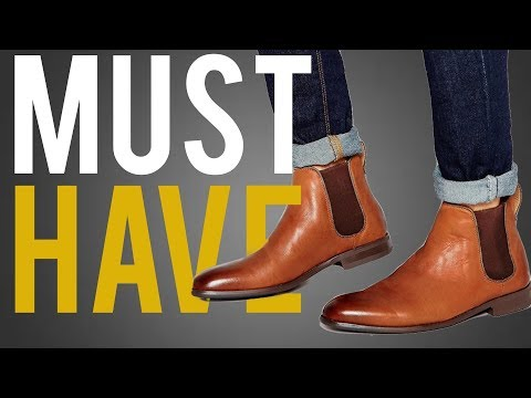 Brown Boots Outfit for Men-30 Ways to wear Brown Boots