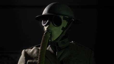 Gas Mask Man   Have a Pretty Little Liars Halloween With