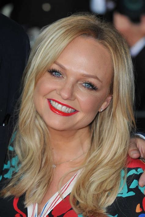 Emma Bunton at the Tric Awards at Grosvenor House in