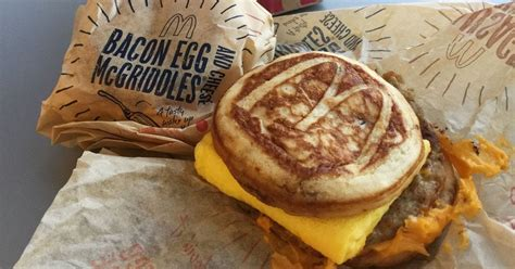 McDonald's to add McGriddles to all-day breakfast menu