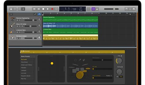 Apple GarageBand for Mac - Free download and software