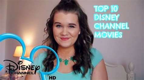 TOP 10 DISNEY CHANNEL MOVIES - YouTube