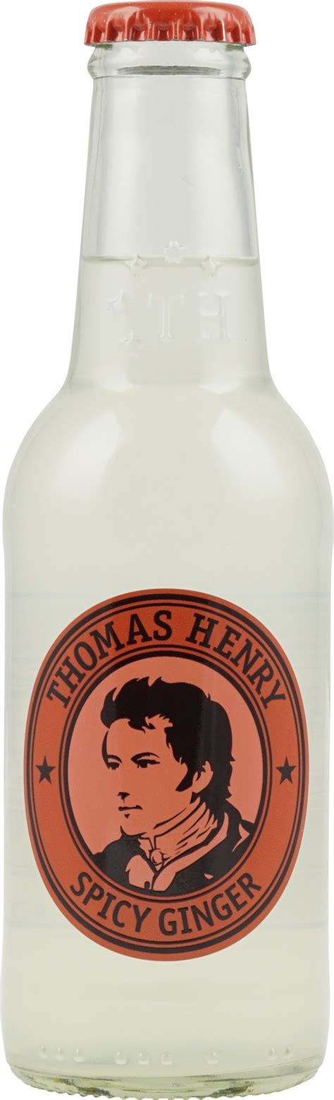 Thomas Henry Spicy Ginger Limonade (inkl