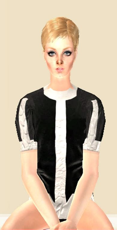 Mod The Sims - Twiggy - Models of the 60's