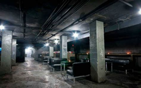Shanghai Bomb Shelter Transforms Into An Underground