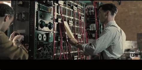 Movie: The Imitation Game – Alan Turing and Cracking the