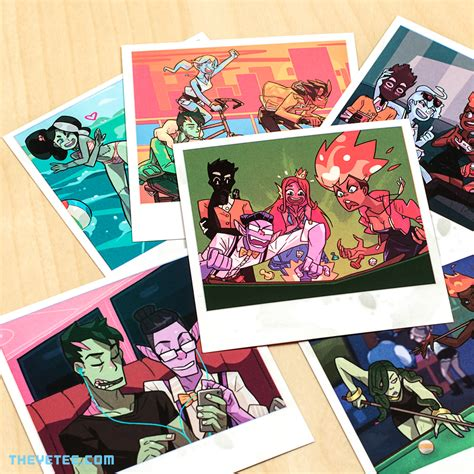 Monster Prom Photo Pack 3   The Yetee