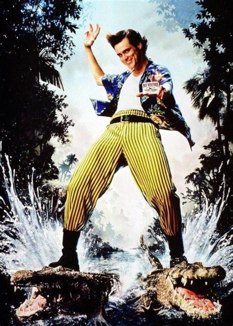 Jim Carey a constant in the 90's with great films like