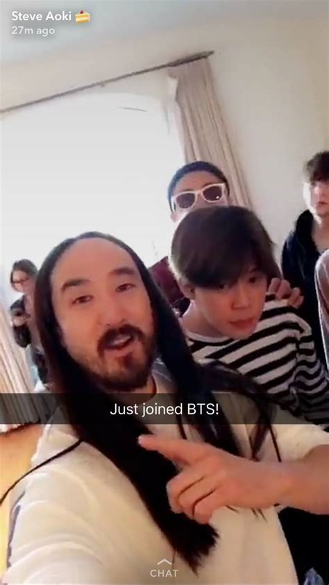 Steve Aoki Reveals What He Admires Most About BTS - Koreaboo