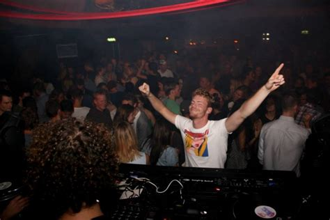Amsterdam underground clubs - From techno to hip hop and