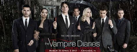 The Vampire Diaries Official Convention - Chicago (2017